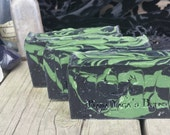 Gargoyle - Cold Process Soap- rain, oak moss, amber