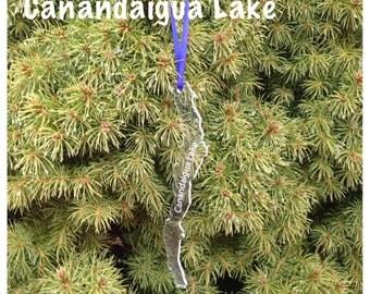 Canandaigua Lake Ornament