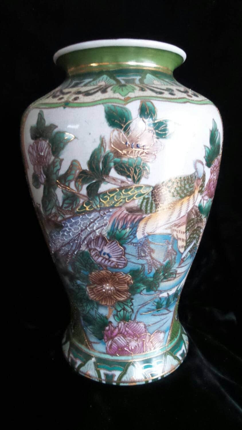 Image Result For Lenox Hand Painted Glvase