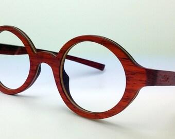 Wooden eyewear JL
