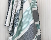 The Boathouse Twin Size Quilt - Twin Size Quilt -