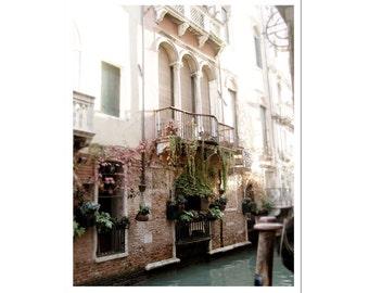 Venice Photography Italy Italian Architecture Print City Prints Urban Travel