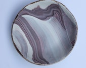 Colorful Marbled Clay Ring Dish/ Jewelry Holder/ Enagement Ring Holder/ Wedding gift/ Home Decor