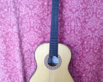 Classical guitar sheet music