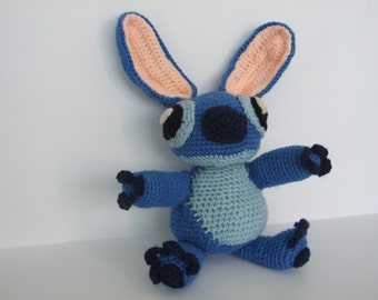 Crochet Stitch Amigurumi Doll