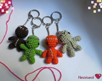 Sackboy Charms