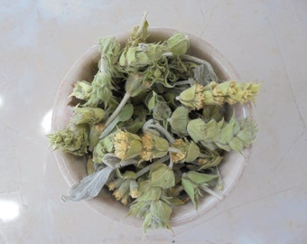 Greek Mountain Dried Tea, Shepherds Tea. Herbal Tea. Natural, Organic Herb.  Handpicked,Wild Havested Naaturally Dried