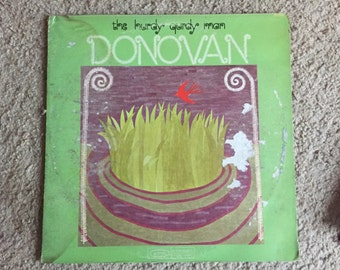 Donovan The Hurdy Qurdy Man LP