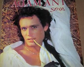 Adam Ant Strip Vinyl LP