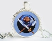 """1""""  Final Fantasy Pendant with Сhain featured image"""