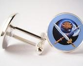Final Fantasy Cufflinks (silver/bronze) featured image