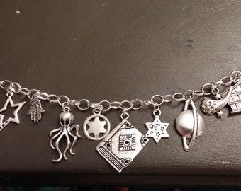 Lovecraft Charm Bracelet