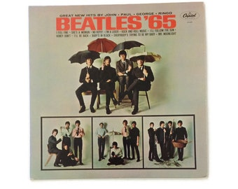 "The Beatles - ""Beatles '65"", ST-2228, stereo, reissue, vintage vinyl LP, ex/ex"