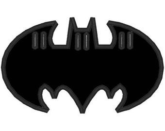 Bat Symbol Banner