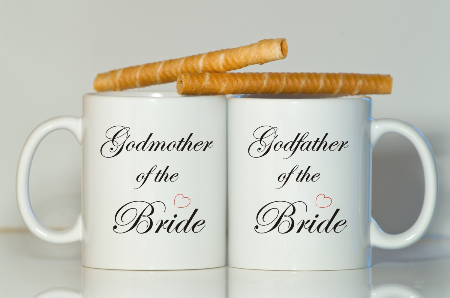 Godmother of the bride gift-Godfather of the bride
