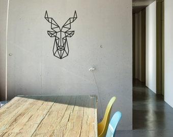 Wall decal My Deer