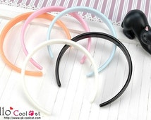 Simple Hair Band Value Packs / For DIY Head Decorations / Blythe Pullip / Set of 5 pieces