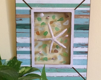 Sea Glass Frame