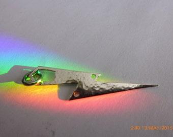 lightning bolt silver 925