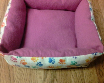 American girl doll pet bed