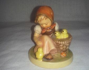 Hummel Girl with Birds