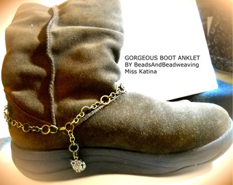 BOOT ANKLET (SALE)