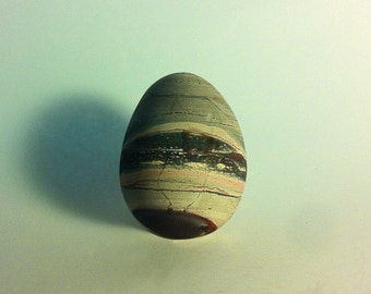 Ribbon Stone Egg
