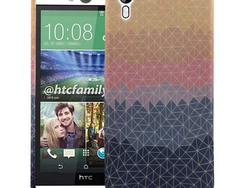 HTC Desire Eye Case - Daybreak TPU Silicone Skin Phone Case Cover