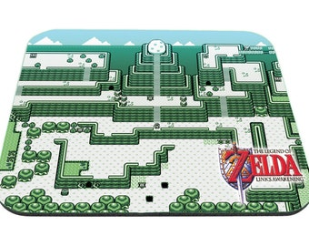 Link's Awakening Mt. Tamaranch Mousepad