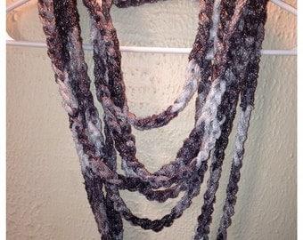Infinity fashion scarf