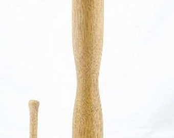 Wooden Kitchen Roll holder Mango Wood Fantastic Quality