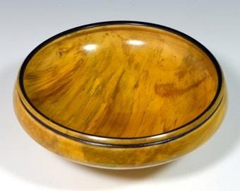Medium Sized Red Maple Bowl
