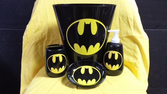 Batman Bathroom Accessories