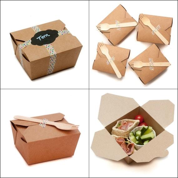 Kraft Cake Boxes  Pack
