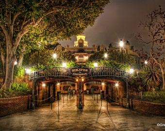Disneyland's Pirates of the Caribbean