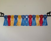 Showoff Ribbon Rack #0124W - Bernese Mountain Dog