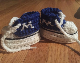 Sporty Baby gift idea - high tops!