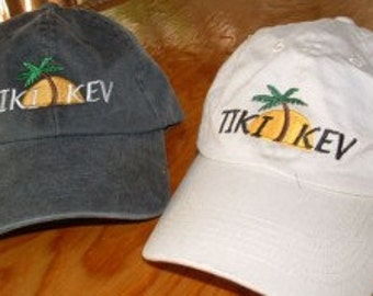 Tiki Kev Hat