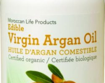 Edible Argan Softgels/ Health and Beauty in a nutshell