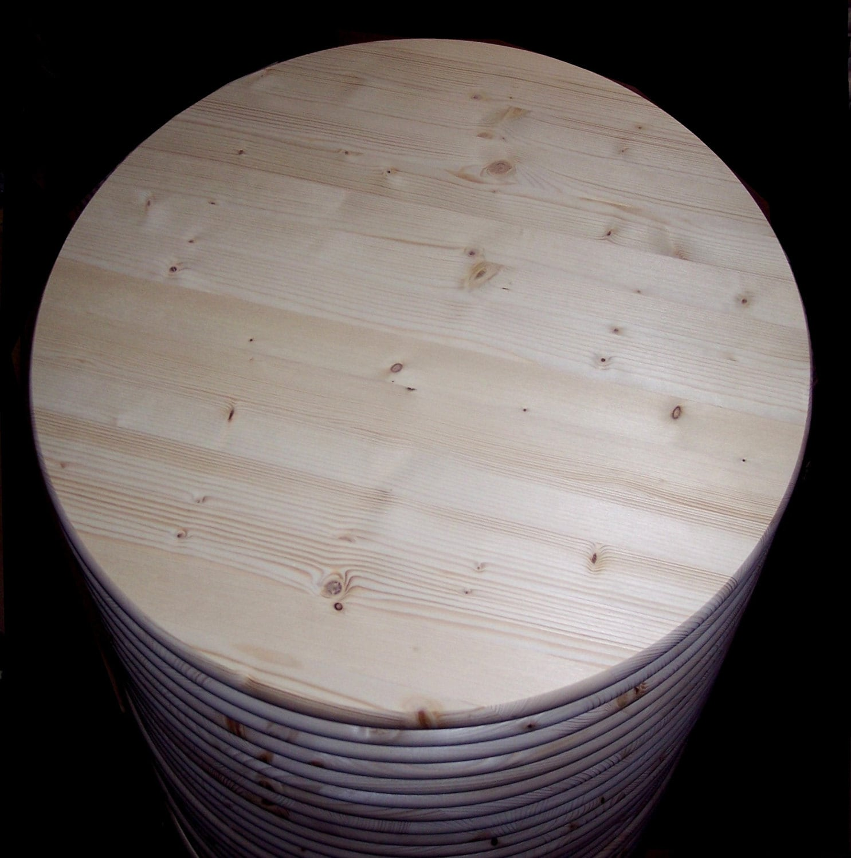 allwood 1 x 48 inch furniture grade round table top. Black Bedroom Furniture Sets. Home Design Ideas
