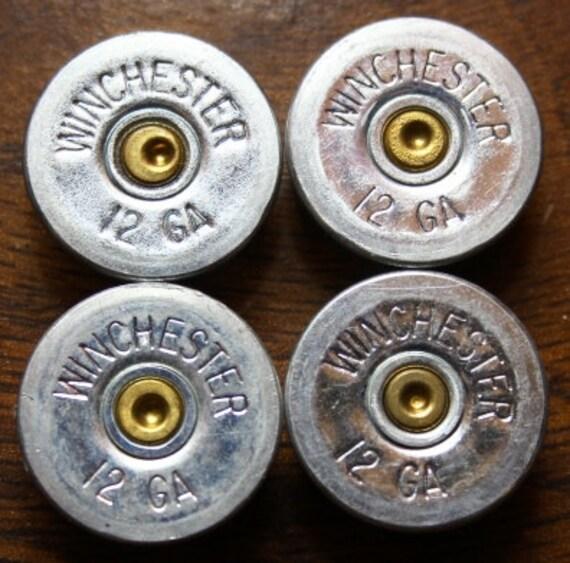 HUGE LOT 25 Winchester 12GA shotgun shell heads headstamps