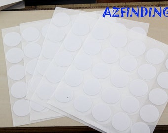 Clear Seals Adhesives for pendants-All size double sided adhesive-Glass Adhesive-Sticker Glue-double sided adhesive for jewelry