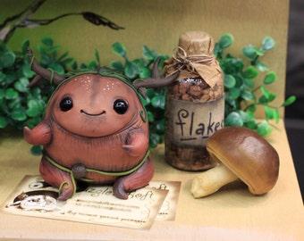 Adult Denfus Forestguardians figure - Herbal Spirits figurine,forest spirit statuette,sculpture,magical being,magical creature,