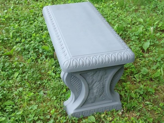 32 Concrete Bench Mold Set Mold 3 Pc Two Leg Molds And Bench Top Mold Make One Bench Each Day
