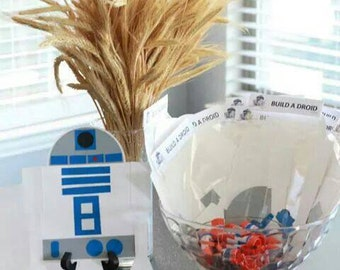 10 inspired Lego Star Wars Droid Game
