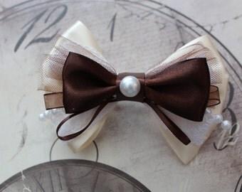 Vintage Cream & Pearls