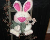 Spring Decoration - Easter Decoration - Bunny
