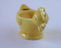 Chicken egg cup by Goebel
