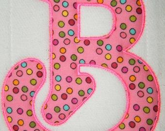 Applique Font #021 Machine Embroidery Monogram Font Alphabet Design Set, BX Format Now Available ~ INSTANT DOWNLOAD