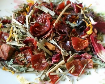 Flowering Fruit Herbal Tea